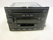04 - 2006 FORD F-150 / FUSION / FREESTYLE OE CD / CASSETTE 4L3T-18C868-FE #73-5N