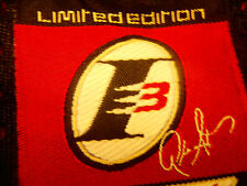 REEBOK Allen Iverson # 3 NBA Basketball Jersey Men 2XL Limited Edition Bred LE