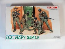 DRAGON MODELS 1:35 ELITE FORCE U.S. NAVY SEALS MODEL FIGURES