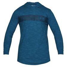 Under Armour Sportstyle Core hoodie Felpa Uomo Blu (moroccan