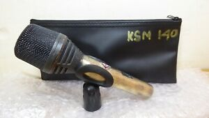 Neumann KMS 140 Vintage Cardioid Condenser Mic With AK 40 Capsule & 10DB Filter