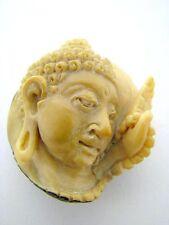 Netsuke Taguan Tagua Nuss Buddha Figur Figure Figurine