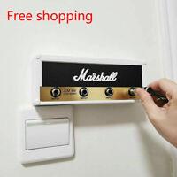 Marshall JCM800 Marsh Rack Amp Vintage Guitar Amplifier Key Holder Jack Rack 2.0