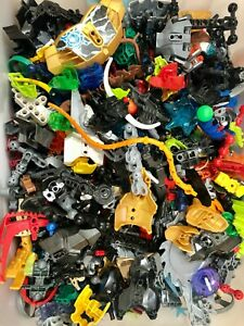 Lego Bionicle / Hero Factory 250g /Assorted Parts & Pieces Bundle Mix