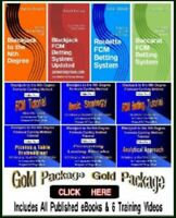 Blackjack Betting System - Gold Package - 4 eBooks - 6 Videos - Avoid Crowds