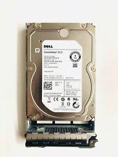 "Dell Constellation Es.3 2tb Hard Drive SATA 6gbps 7.2k 3.5"" St2000nm0033 W Tray"
