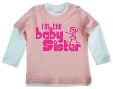 Vestiti e abbigliamento maniche lunghi rosi per bambina da 0 a 24 mesi Taglia / Età 18-24 mesi