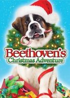 Beethoven's Christmas Adventure (DVD,2011)