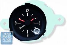 1970-78 Chevrolet Camaro Clock In Dash Clock