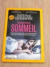 REVUE  NATIONAL GEOGRAPHIC  N° 227   AOÛT  2018  /  LES  SECRETS  DU  SOMMEIL