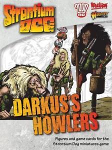 STRONTIUM DOG : DARKUS' HOWLERS - 2000AD - WARLORD GAMES