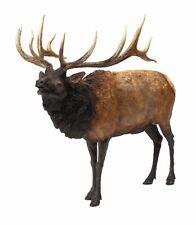 "Hunter Dan 6x6 Bull Elk Figure ""Rocky Mountain Monster"" - FAST Shipping"