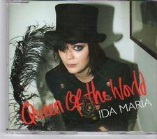 (EW448) Ida Maria, Queen Of The World - 2008 CD