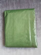 Green Car Boot liner / cover with 6 eyelets 158 x 153cm