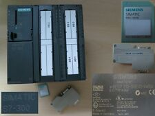 Siemens Simatic S7 300 CPU 313C 6ES7 313-5BE01-0AB0 S7-300 E-Stand:02 13-4 #1964