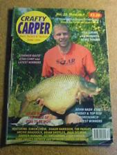 CRAFTY CARPER - SIMON CROW - June 1999