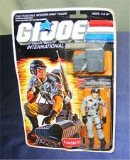 GI JOE MAINFRAME OVP MOC 2001 HASBRO/FUNSKOOL INDIA