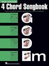 The Guitar Four-Chord Songbook G-C-D-Em Sheet Music Melody Lyrics Chor 000137262