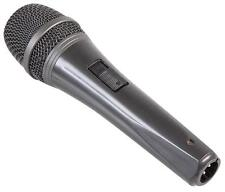 Pulse Handheld Vocal Dynamic Microphone Free Cable DJ Karaoke Sound Mic