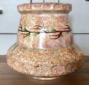 Burleigh Ware Vase Mottled