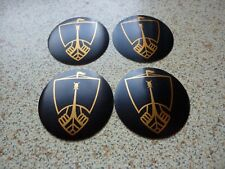 ROVER P5B / P6 rostyle wheel centre cap badges.   NEW.  Part no 562127.