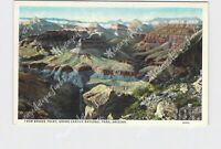 PPC POSTCARD ARIZONA GRAND CANYON NATIONAL PARK FROM BREEZE POINT