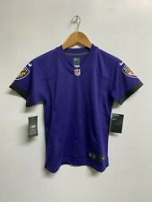 Baltimore Ravens Nike Jersey Youth Kid's NFL Home Game Jersey - Purple - New