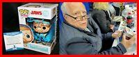 Richard Dreyfuss Signed Jaws Matt Hooper Funko POP insc W/ VIDEO Beckett PSA