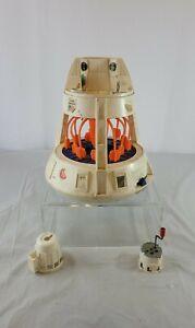 VINTAGE 1966 MATTEL MAJOR MATT MASON STAR SEEKER SPACE CAPSULE TOY
