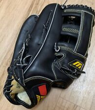 Mizuno Black Softball Glove MSP 70 Steer Soft Left  Handed Throw