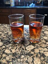 Staging Food Iced Tea With Lemon And Ice set of 2 Glasses