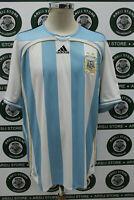 maglia calcio ARGENTINA TG XL 2006-07 shirt maillot camiseta trikot