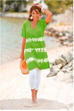 Vestiti da donna a manica corta da spiaggia casual