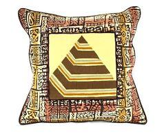 Pyramid Ancient Egypt Cotton Cushion Cover 45x45
