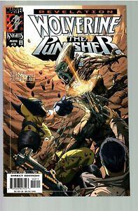 Wolverine-Punisher Revelation #3 1999 VF+ (Marvel)