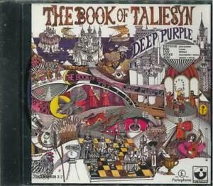 "DEEP PURPLE ""The Book Of Taliesyn"" CD-Album"