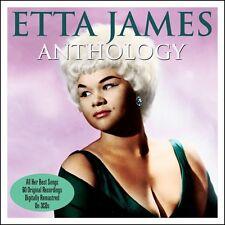 ETTA JAMES - ANTHOLOGY (60 SONGS)  3 CD BOX SET NEUF