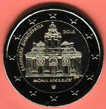 Euro-Gedenkmünzen aus Griechenland Bi-Metall