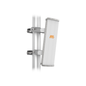 Mimosa N5-45X2 Sector Antenna MIMO 2x2 19 dBi Gain IP55 Mounting Included