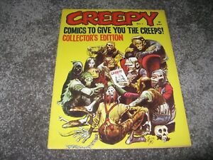 Creepy Magazine #1 1964 Warren Publishing