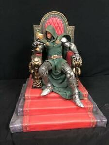 """Rare Brand New Dr.Doom 1/4 Scale """" Fan Art """" Never Exposed"""