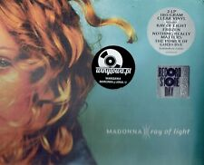 MADONNA Ray Of Light (BLACK FRIDAY 2018) SEALED 180g CLEAR VINYL RSD