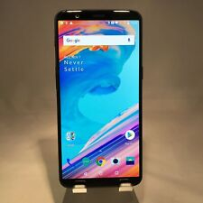 OnePlus 5T 128GB Midnight Black Unlocked Very Good Condition