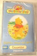 Disney's Winnie The Pooh Nature Trail Stories Songs and more Cassette Tape No.1.