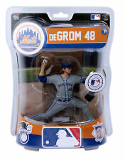 Jacob DeGrom Ny New York Mets Imports Dragon Mlb Baseball Figure 6""