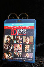 1D - ONE DIRECTION: THIS IS US Blu Ray / DVD - I combine shipping