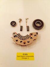 Delco CS130  Alternator Repair Kit Rectifier  Bearings Brushes Chevrolet 6203