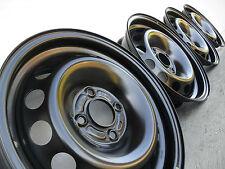 NEU 4x Stahlfelgen 5x14 ET49 4x100 Nabe 54,1mm für KIA Picanto TA Felgen 4stk
