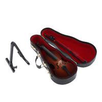 DollHouse Décoratif Miniature Instrument de Musique Violoncelle -1/12