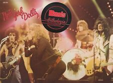 NEW YORK DOLLS - Too Much Too Soon (1974 Pressing French Import) [Vinyl VG++/NM]